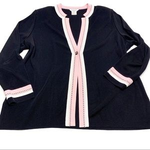 ❤️ Exclusively Misook Woman Career Cardigan